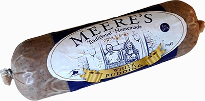 Meere's Chubb White Pudding