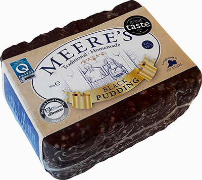 Meere's Square Black Pudding